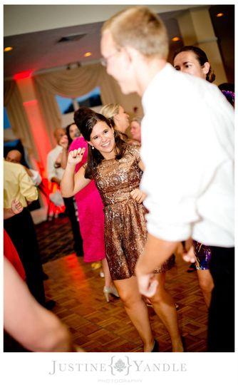 dance floor random color