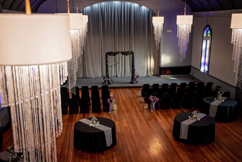 Grand Ballroom from Balcony