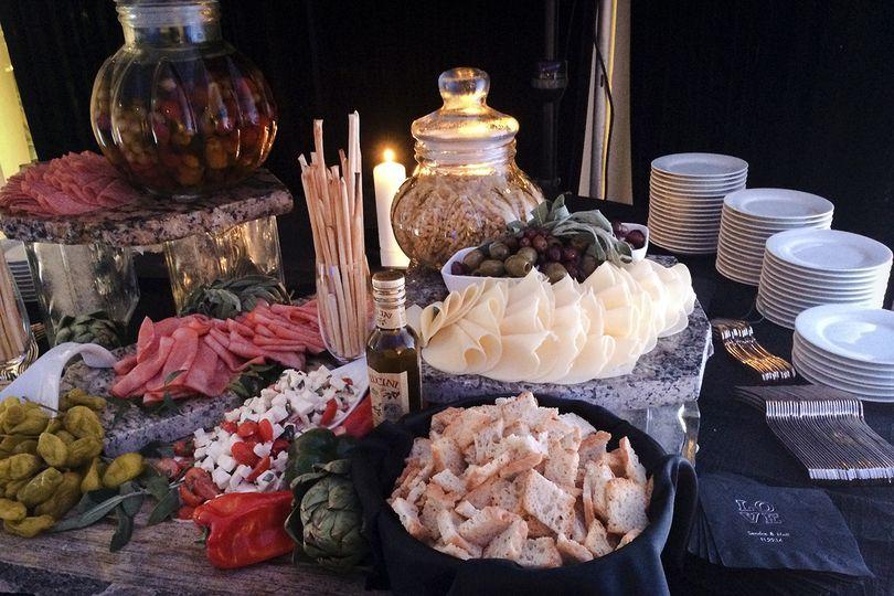 antipasto display catering by seasonssm1