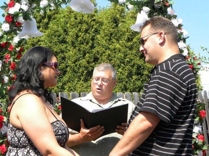 Tmx 1371527902139 Gary Dominique Williamstown wedding officiant