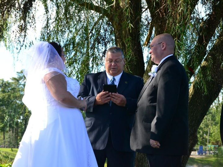 Tmx 1371527947593 Sue Chuck John Williamstown wedding officiant