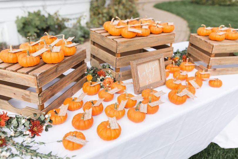 Lil' Pumpkin Stand