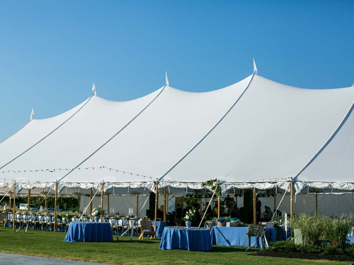 Tmx Sail Cloth Tent 51 410795 South Portland, ME wedding rental
