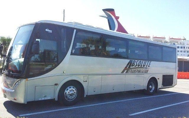 jacksonville charter bus rental