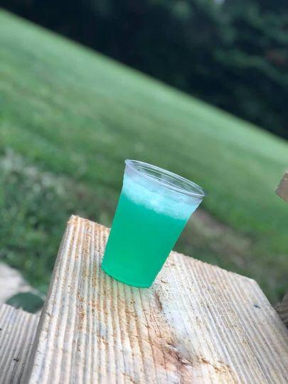 Signature Drink: Isle Runner