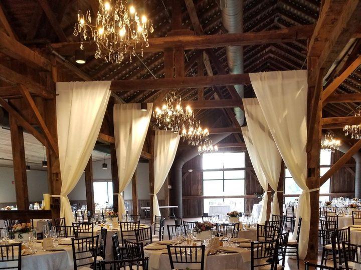 Tmx Floorlength Tablecloths 51 491795 Danville, PA wedding venue