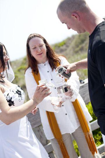 Coastal Wedding Officiant