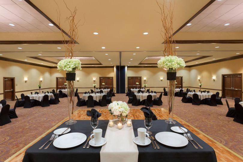 Hilton Phoenix Chandler Venue Chandler Az Weddingwire