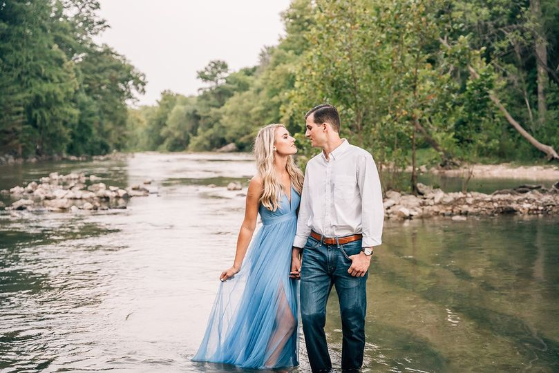 Hill country engagements