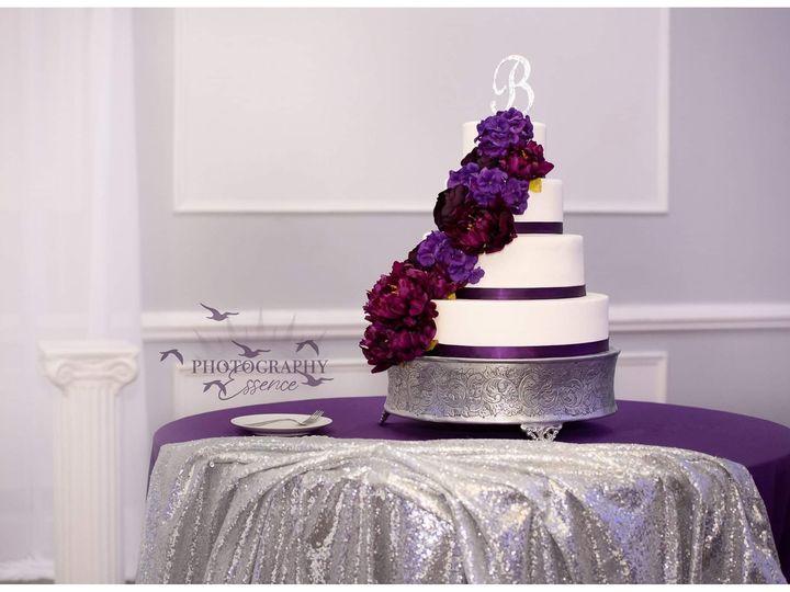 Tmx Img 0978 51 1915795 159070140189612 Fredericksburg, VA wedding cake