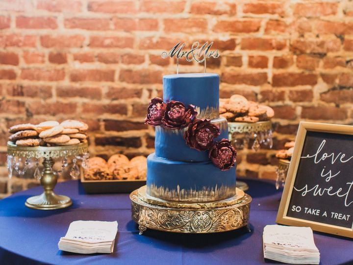 Tmx Img 1387 51 1915795 159070140127836 Fredericksburg, VA wedding cake