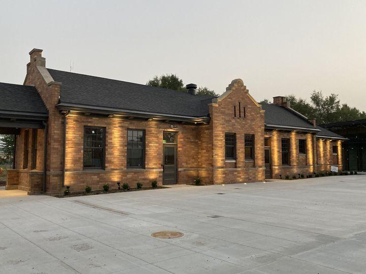 Tmx Depot At Dusk September 2020 51 1916795 160065686278746 Des Moines, IA wedding venue