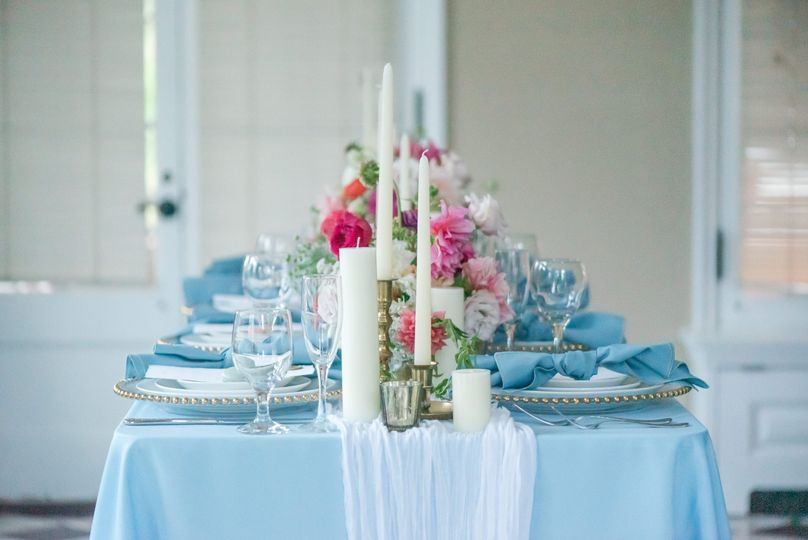 Centerpiece and more