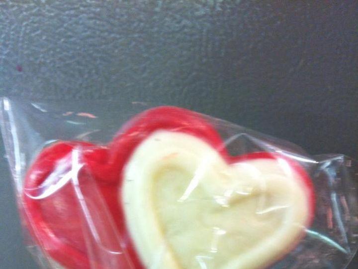 Tmx Heart Lollipops 51 1996795 160495566760173 Newburgh, NY wedding cake