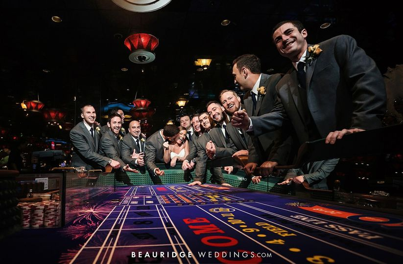 Casino Floor Photo