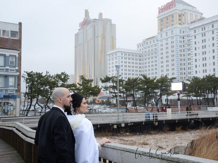 Tmx Brida Milanese Wedding In Front Of Resorts 51 727795 160737376075033 Atlantic City, NJ wedding venue