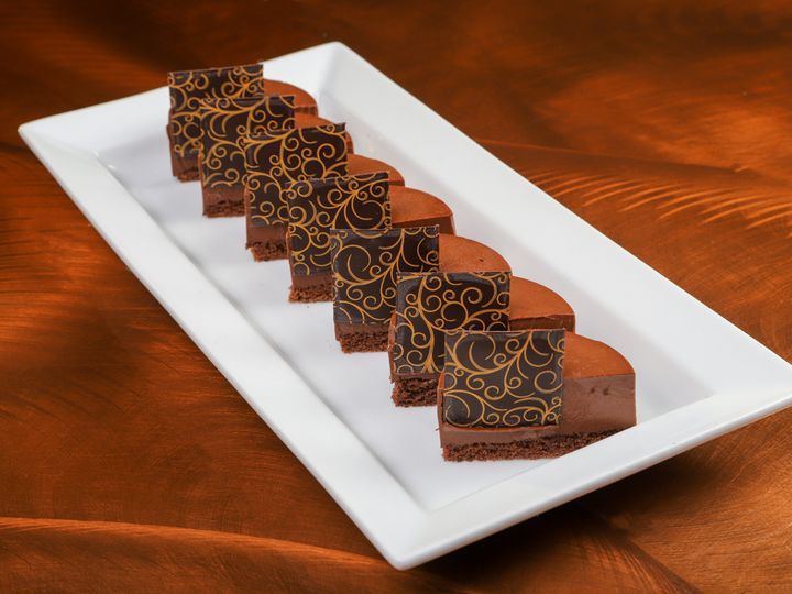 Tmx Flourless Chocolate Cake Bites 51 727795 160737545350496 Atlantic City, NJ wedding venue