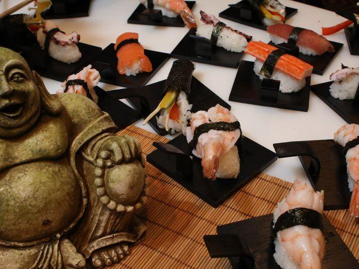 Tmx Hors Doeuvres Sushi Rolls And Buddha 51 727795 160737418061808 Atlantic City, NJ wedding venue
