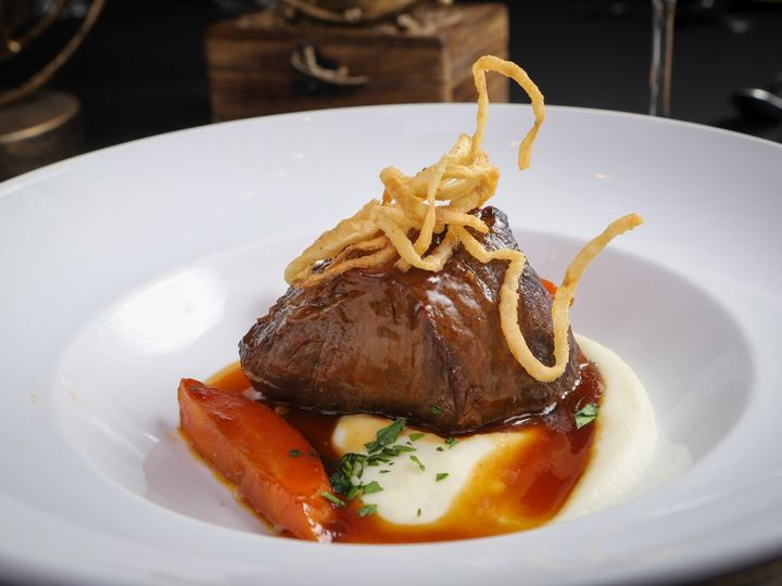 Tmx Short Rib Potato Puree Grilled Carrots Shaved Onion Straws 51 727795 160737414764384 Atlantic City, NJ wedding venue