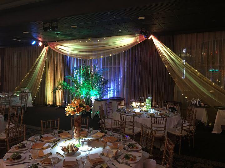 Tmx Tropical Window Drape 51 727795 160737396320181 Atlantic City, NJ wedding venue