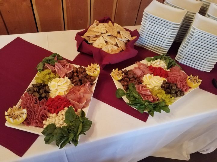 Hors D'oeuvre Platters