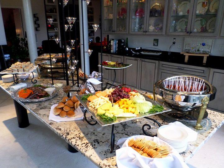 Tmx Foundation Check Presentation Buffet 51 609795 157566572780812 Saint Louis, MO wedding catering