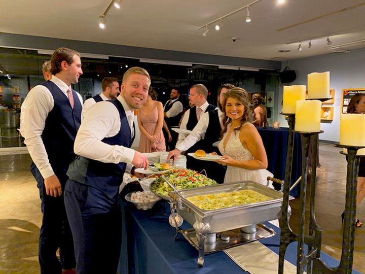 Tmx Jaron And Kristina 51 609795 157566561243727 Saint Louis, MO wedding catering