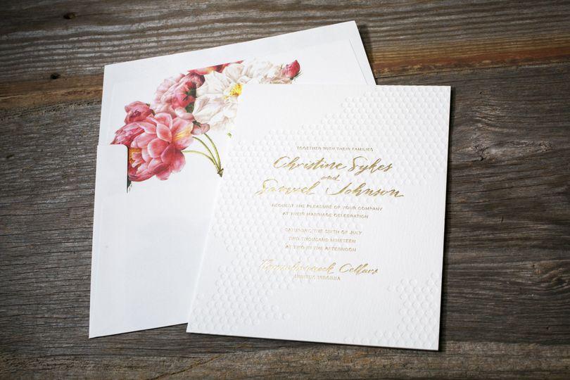 Wedding Invitations Dallas: Needle In A Haystack