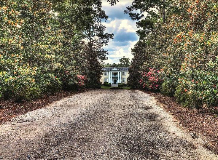 Historic White Oaks Driveway