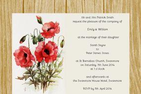 Amore Invitations
