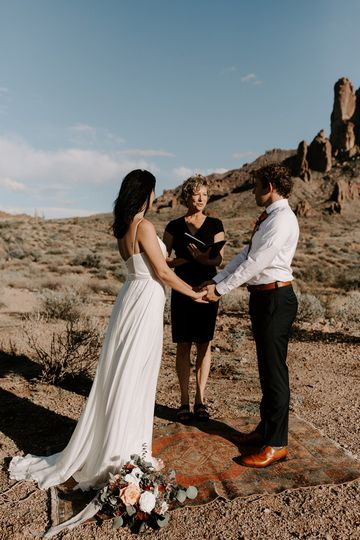 Superstition mts elopement