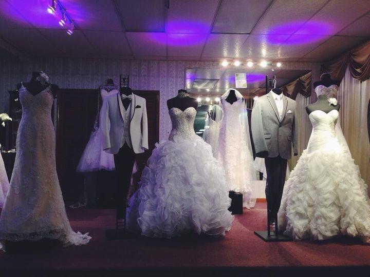 Carmen Fashions - Dress & Attire - Fall River, MA - WeddingWire