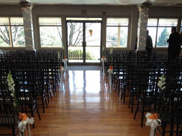 Tmx 1436381791849 Ceremony Set Chairs Back Berwick, PA wedding rental