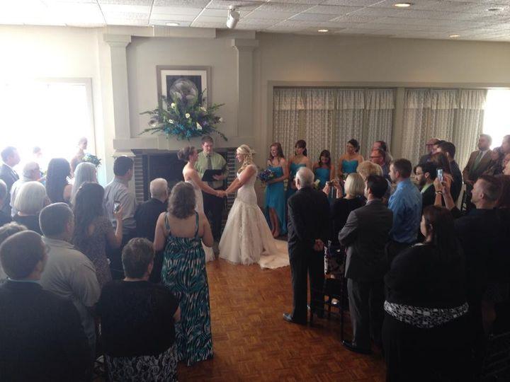 Tmx 1436382022287 Ceremony In Lower Gallery Berwick, PA wedding rental