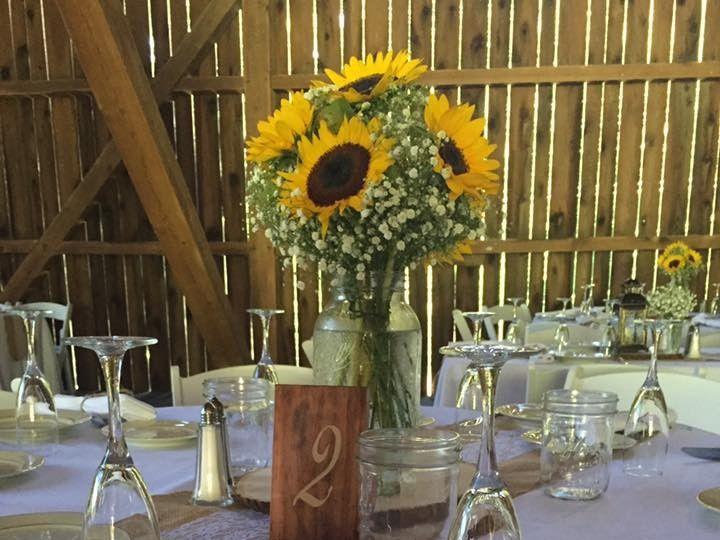 Tmx 1501609886840 Cara Barn Table Berwick, PA wedding rental