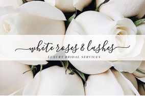 White Roses & Lashes