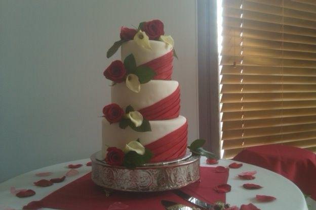 Tmx 1492793071984 Imag0075 Greenwood, Indiana wedding cake