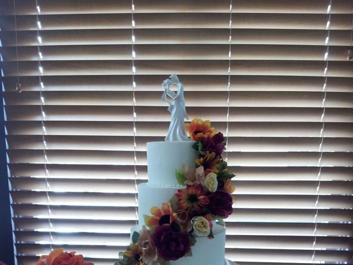 Tmx 1492793155872 Cake Dj Ad 768x1024 Greenwood, Indiana wedding cake