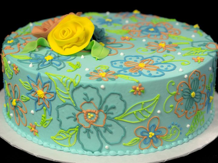 Tmx 1492793282787 Img4316 Greenwood, Indiana wedding cake