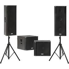 3 Sound System Setups