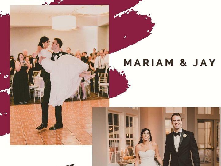 Tmx  Mariam Jay Wedd Anniversary Rva Sho Dj 51 362895 161046309982718 Richmond, VA wedding dj