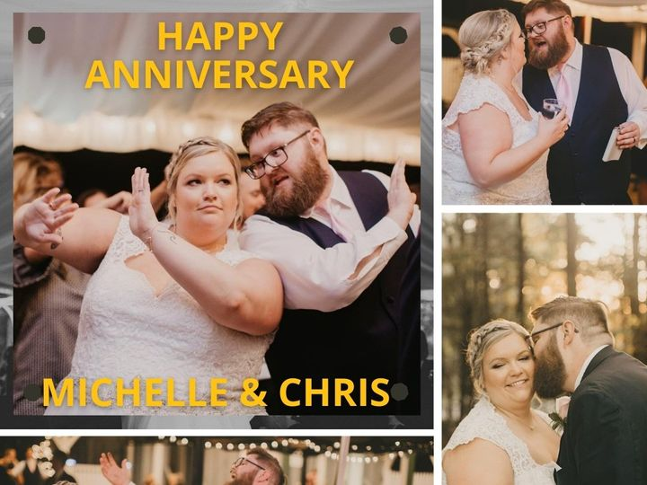Tmx Happy Anniversary Michelle Chris Wedding Virginia Cliffe Inn Sho Dj 51 362895 161046309997004 Richmond, VA wedding dj