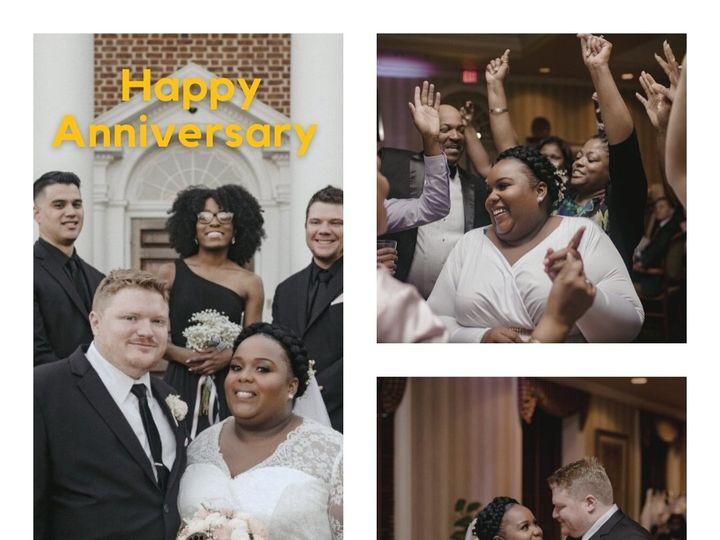 Tmx Happy Anniversary Mr Mrs Feagley Feagleywedding 51 362895 161046309920574 Richmond, VA wedding dj