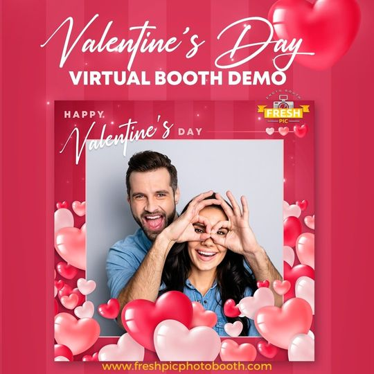 Virtual Photo Booth sample
