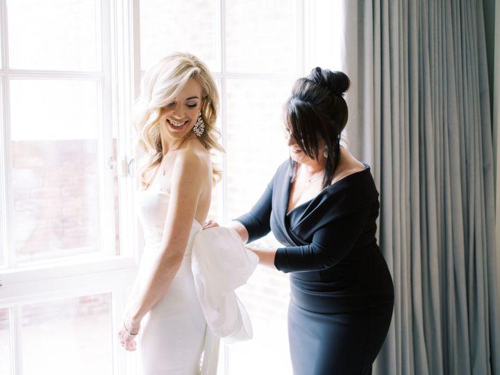 Callie's wedding day