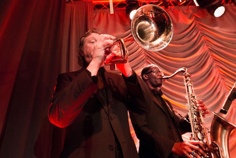 Brass instrumentalists