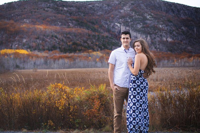The beauty of Acadia