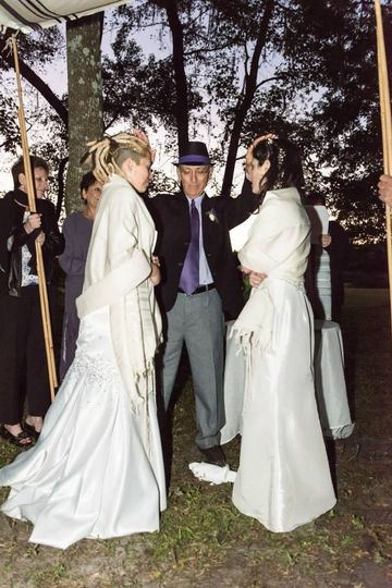 Blessing the Brides