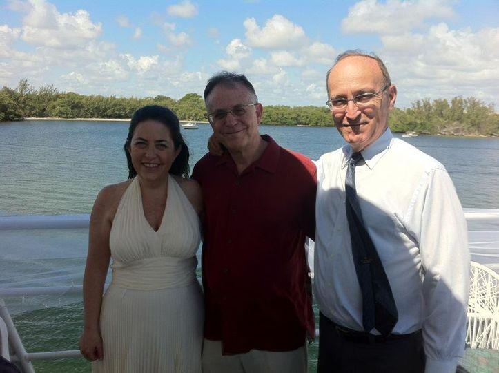 wp4 a beautiful wedding on a yacht rabbi david wit