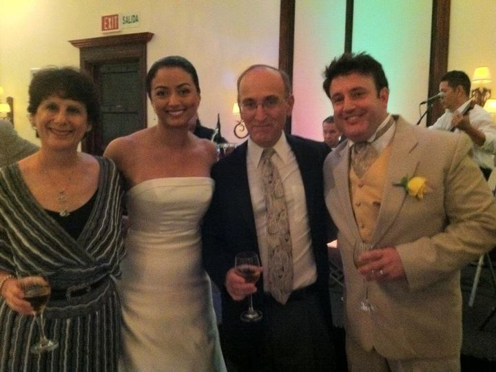 Tmx 1425868045778 Wp 12 With Our Bride And Groom In Costa Rica. Maze Miami, FL wedding officiant